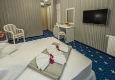 Лермонт | Lermont | Геленджик | Wi-Fi Улучшенный двухместный номер с 1 кроватью или 2 отдельными кроватями и балконом