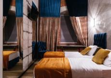 Ситикомфорт на Новокузнецкой Двухместный номер с 2 отдельными кроватями