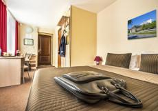 СИТИ Отель | Новосибирск | Парковка Улучшенный двухместный номер с 1 кроватью