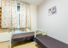 Горница | м. Пролетарская | Wi-FI Двухместный номер с 1 кроватью или 2 отдельными кроватями