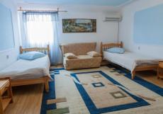 VITA | Ставрополь | Парковка Двухместный номер с 2 отдельными кроватями и ванной комнатой