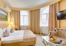 Vnukovo Village Park Hotel & Spa 4* Улучшенный двухместный номер с 1 кроватью или 2 отдельными кроватями