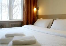 ЗАКРЫТ Smart Rooms - Смарт Румс (ФГБУЗ Центральная клиническая больница № 85 ФМБА) Стандартный двухместный номер с 1 кроватью или 2 отдельными кроватями