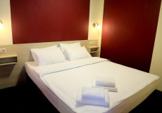 ЗАКРЫТ Smart Rooms - Смарт Румс (ФГБУЗ Центральная клиническая больница № 85 ФМБА) Двухместный номер бизнес-класса с 2 отдельными кроватями