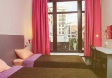 Привет | Privet | Wi-Fi Двухместный номер с 1 кроватью или 2 отдельными кроватями