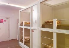 Привет | Privet | Wi-Fi  Кровать в общем 6-местном номере для мужчин и женщин