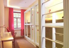 Привет | Privet | Wi-Fi Кровать в общем 5-местном номере для мужчин и женщин