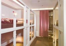 Привет | Privet | Wi-Fi  Кровать в общем 6-местном номере для женщин