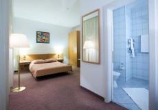 Свисс Хауз | Swiss House Двухместный номер с 1 кроватью