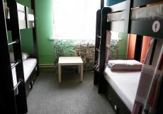 Лайк   Липецк   Парковка Кровать в общем 10-местном номере для мужчин и женщин