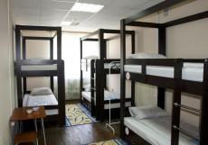 Лайк   Липецк   Парковка Кровать в общем 6-местном номере для мужчин и женщин