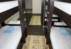 Лайк   Липецк   Парковка Кровать в общем 6-местном номере для женщин