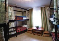 ЛУТ | Лобня | Парковка Кровать в общем 6-местном номере для мужчин и женщин