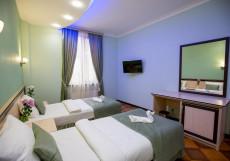 Shine House | Сочи | Wi-Fi Стандартный двухместный номер с 1 кроватью или 2 отдельными кроватями