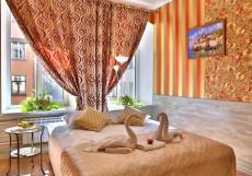 Арт-отель Азарт | М. Площадь Восстания | Парковка Двухместный номер Делюкс с кухней