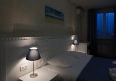 ПОРТ ОТЕЛЬ (м. Улица Скобелевская, Южное  Бутово) Президентский люкс с кроватью размера «king-size»