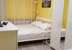 СанВита Хауз | м. Белокаменная | Парковка Семейный номер с общей ванной комнатой