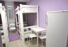 СанВита Хауз | м. Белокаменная | Парковка Спальное место на двухъярусной кровати в общем номере для мужчин