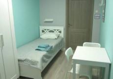 СанВита Хауз | м. Белокаменная | Парковка Односпальная кровать в общем номере для мужчин и женщин