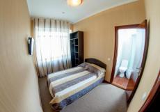 Мини Отель | Иркутск | Wi-Fi Одноместный номер с ванной комнатой