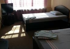 Мини Отель | Иркутск | Wi-Fi Двухместный номер с 2 отдельными кроватями и ванной комнатой