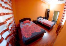 Мини Отель | Иркутск | Wi-Fi Двухместный номер с 2 отдельными кроватями и общей ванной комнатой