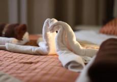 Гранд | г. Ульяновск | Парковка Большой двухместный номер с 2 отдельными кроватями