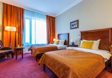 Райкин Plaza Hotel | м. Марьина роща | Парковка Стандартный двухместный номер с 1 кроватью или 2 отдельными кроватями