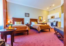 Райкин Plaza Hotel | м. Марьина роща | Парковка Двухместный номер-студио с 1 кроватью или 2 отдельными кроватями