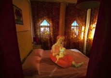 Шкатулка | м. Партизанская | Парковка Бюджетный двухместный номер с 1 кроватью