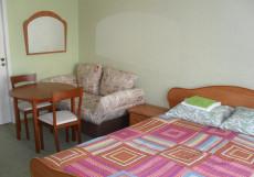 На Басманном | м. Комсомольская | Парковка Двухместный номер с 1 кроватью