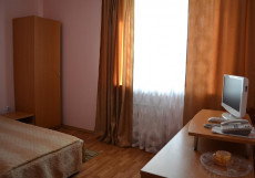 Улана   Юлана   Салехард   Парковка Бюджетный двухместный номер с 2 отдельными кроватями