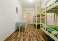 ГородОК | Люберцы | Парковка Общий номер для мужчин с 4 кроватями