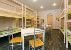 ГородОК | Люберцы | Парковка Кровать в общем 10-местном номере для женщин
