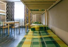 ГородОК | Люберцы | Парковка Кровать в общем 8-местном номере для мужчин