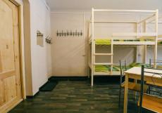 ГородОК | Люберцы | Парковка Кровать в общем 6-местном номере для мужчин