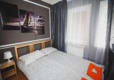 Отель На Волне | Нижний Новгород Стандартный двухместный номер с 1 кроватью или 2 отдельными кроватями и общей ванной комнатой