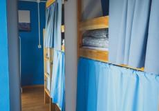 Отель На Волне | Нижний Новгород Кровать в общем 8-местном номере для мужчин и женщин