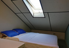 Библиотека на Таганке | м. Таганская | Парковка Двухместный номер с 1 кроватью и общей ванной комнатой