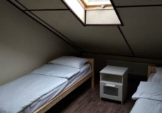 Библиотека на Таганке | м. Таганская | Парковка Односпальная кровать в общей спальне с 2 кроватями