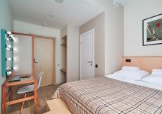 Друзья на Фонтанке | м.  Сенная площадь | WI-FI Стандартный двухместный номер с 1 кроватью или 2 отдельными кроватями