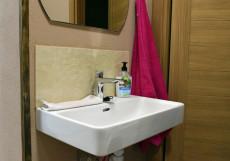 Hermes | м. Братиславская | Парковка Кровать в общем мужском или женском номере с собственной ванной комнатой