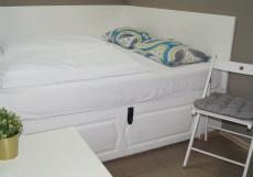 Хайп | м. Электрозаводская | Парковка Двухместный номер с 1 кроватью или 2 отдельными кроватями