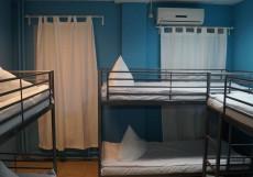 Хайп | м. Электрозаводская | Парковка Кровать в общем 6-местном номере (мужской/женский/общий)