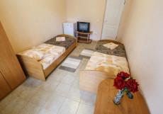 Солнечная Ривьера | Севастополь | Парковка Двухместный номер с 2 отдельными кроватями и видом на сад