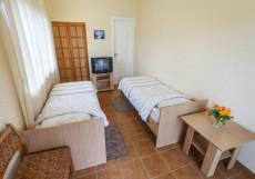 Солнечная Ривьера | Севастополь | Парковка Двухместный номер с 2 отдельными кроватями