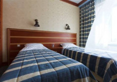 Аврора   Люберцы  Двухместный номер с 2 отдельными кроватями - Для гостей с ограниченными физическими возможностями