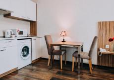 Невский Апарт Салют Апартаменты с 2 спальнями