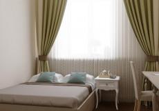 Эпиграф | СПБ | м. Чернышевская | WI-FI  Двухуровневый двухместный номер с 1 кроватью или 2 отдельными кроватями