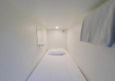 Капсульный Отель Интеркуб - Capsule Hotel InterQube Одноместный номер-капсула